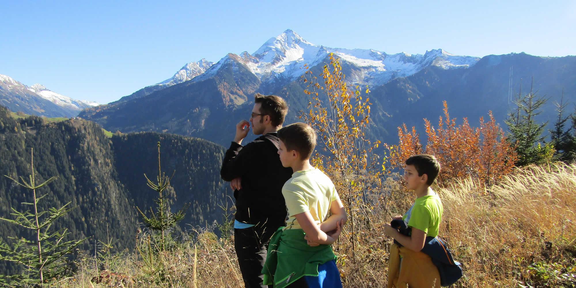 Szlak turystyczny Astegg
